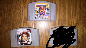 2 Nintendo 64 games in Fort Leonard Wood, Missouri