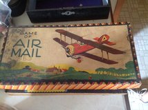 Rare Airplane Game in Bartlett, Illinois