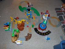 Over 100+ Geotrax Trains, Tracks and Accessories!!!! in Aurora, Illinois