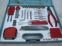 Vintage New Socket Tool Kit Set by Shelton W/Case (TM) in Vacaville, California