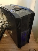 i3-6100, 16gb RAM, 240gb SSD, ATX Full tower w/ Monitor in Yucca Valley, California