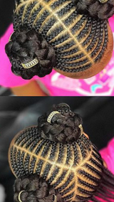 Kid braid hairstyles in Hinesville, Georgia