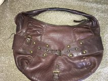 BCBG LEATHER PURSE in Camp Pendleton, California