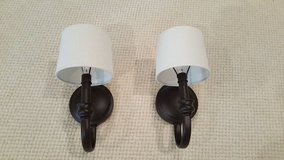 Pair of Wall Sconces in Beaufort, South Carolina