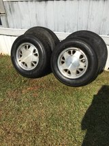 215/70/r15 tires and rims Chevy in Byron, Georgia