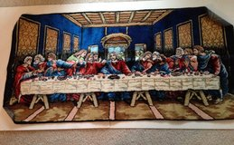 Last Supper Tapestry Wall Hanging in Plainfield, Illinois