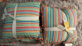 New- Set of (4) Pillows in Beaufort, South Carolina