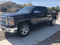 2014 Chevy Silverado 1500 4x4 LTZ *Texas Edition* in Kirtland AFB, New Mexico