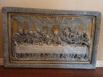 Large Last Supper 3D Wall Decor in Barstow, California