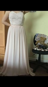 prom dress uk 12 /14 cost 295 new in Lakenheath, UK