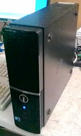 Dell Vostro 220s slim tower, C2D, 4 GB RAM, 320 GB HDD, w7 in Tacoma, Washington