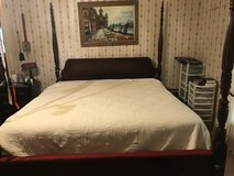 **Estate Sale This Sat.18th things like a 4 Piece Mahogany King bedroom suite.** in Leesville, Louisiana
