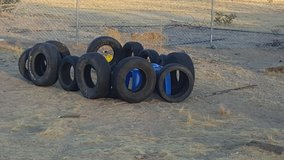 Tires for hobby in 29 Palms, California