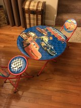 thomas the train table and 2 chairs in Naperville, Illinois