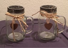 Set/2 Mason jars in Fort Leonard Wood, Missouri