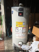 Bradford White water heater in San Clemente, California