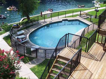 Condo on the comal river in Cleveland, Texas