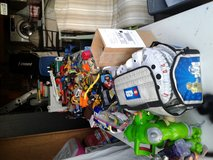garage sale 90% kids toys, rain or shine inside garage in Sacramento, California