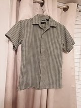 Boys button up sueded shirt in Alamogordo, New Mexico