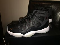 Jordan 11 72-10 in Travis AFB, California