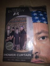 Duck Dynasty shower curtain in Spring, Texas