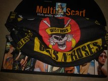 Guns N' Roses scarf in Spring, Texas