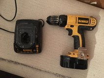 Dewalt drill and charger in Lakenheath, UK