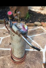 Turbo torch air acetylene with b-tank in Spring, Texas