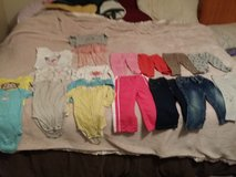 Baby girl clothes in Plainfield, Illinois