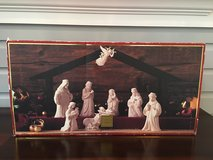 Christmas / Holiday Decor NEW Lenox 10-Piece Nativity Set in Naperville, Illinois