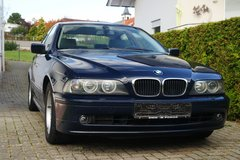 2001 BMW 525i Sedan , 5 Speed , Very good condition ! in Ramstein, Germany