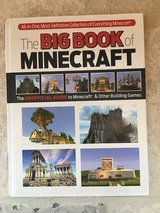 2 Minecraft Books: The Big Book of Minecraft + Minecraft Essential Handbook in St. Charles, Illinois