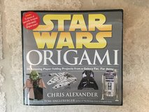 Star Wars Origami Book in St. Charles, Illinois