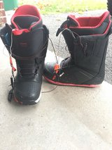 Burton Infinite Ride 4 Snowboard boots size US 11 in Fort Drum, New York