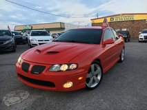 2006 PONTIAC GTO COUPE 2D V8, 6.0 LITER in Fort Campbell, Kentucky
