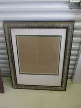 Brown Frame with inserts, Very nice in Kingwood, Texas