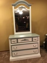 Refinished dresser in Tinley Park, Illinois