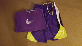 NIKE, Youth Basketball Shorts and Tee in Naperville, Illinois
