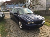 Jaguar X- Type-V6- brand new inspection in Hohenfels, Germany