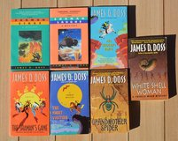 Lot of James D. Doss Native American Mysteries in Alamogordo, New Mexico