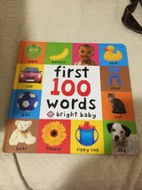 Book First 100 Words (Big Book) in Spring, Texas