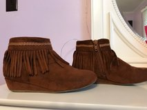Girls Fringe Bootie in Tinley Park, Illinois