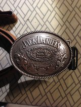 Jack Daniels Old No 7 belt/buckle in Yucca Valley, California