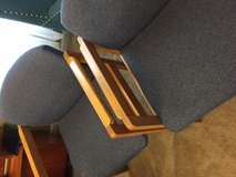Conference room chairs  Blue-Plum streak upholstery in Camp Lejeune, North Carolina