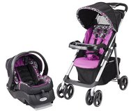 Brand new car seat stroller combo in Travis AFB, California