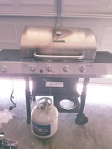 Grill & Tank full 6 months old in Fort Campbell, Kentucky