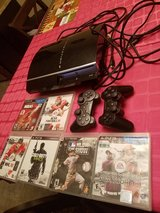 Ps 3 everything in there in Fort Campbell, Kentucky