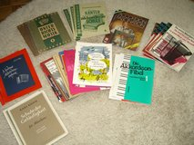 accordion music books - large lot in Ramstein, Germany