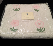 """NEW""-POTTERY BARN KIDS-BLOSSOM Quilt, Twin Bedding in Oswego, Illinois"