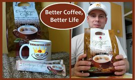Better coffee, better life in Los Angeles, California